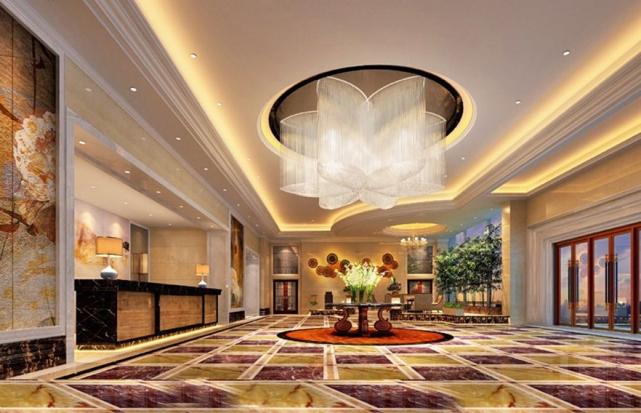 说说酒店大堂灯会风格是如何设计呢