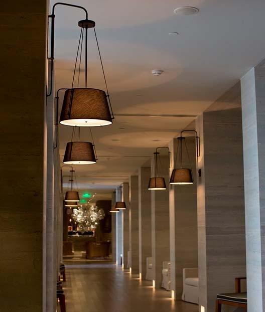 简单分析售楼处灯饰的设计