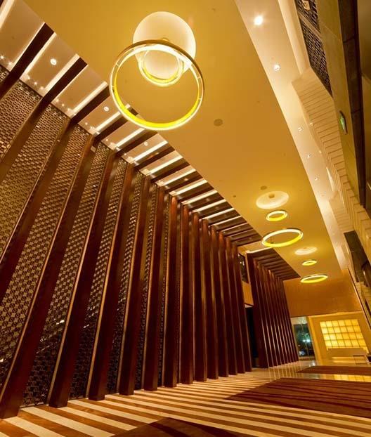 售楼部灯使用的晶体必须是高质量的