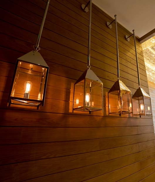 售楼处灯环境与灯具之间的协调