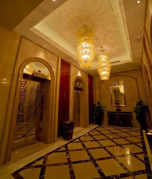 售楼部灯有小吊灯的优点和独特性