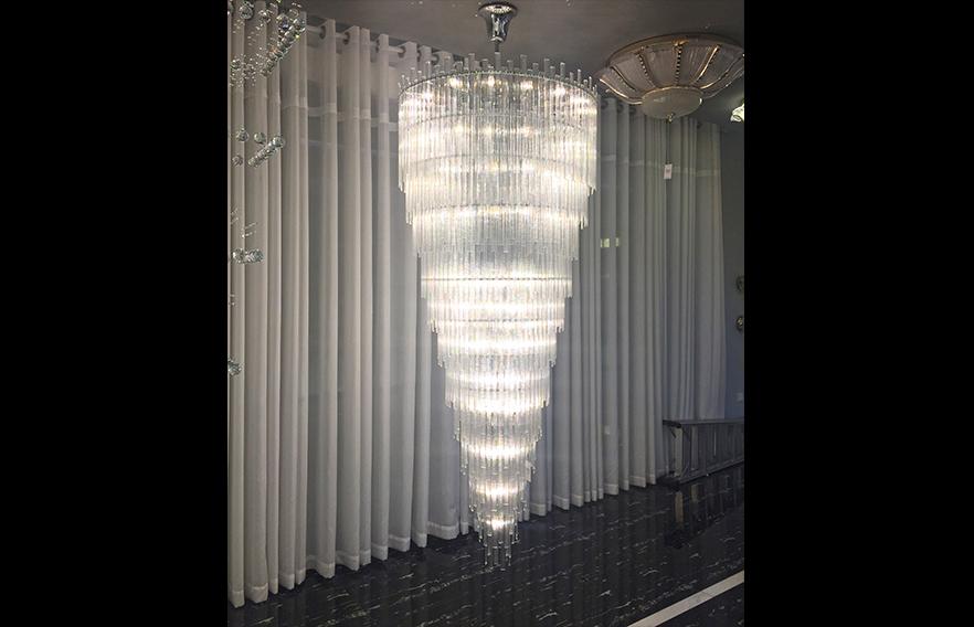 售楼部水晶吊灯