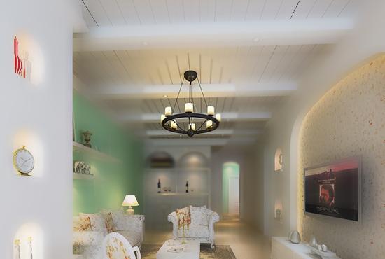 样板房装饰灯具